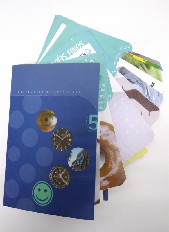 Catálogo para Empresa Preço Água Funda - Impressão de Catálogo Personalizado
