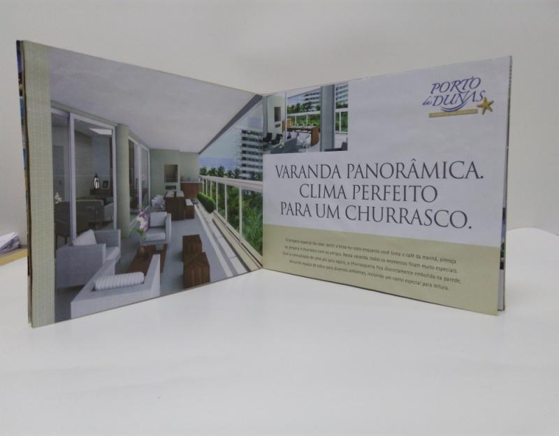Catálogos para Empresa Interlagos - Catálogo Personalizado