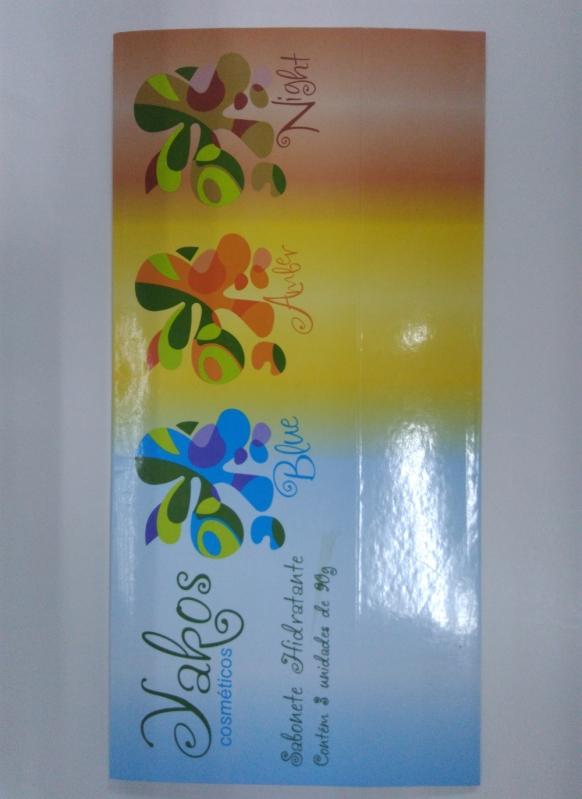 Empresa de Rótulos de Embalagens na Cupecê - Impressão de Rótulos para Lembrancinhas