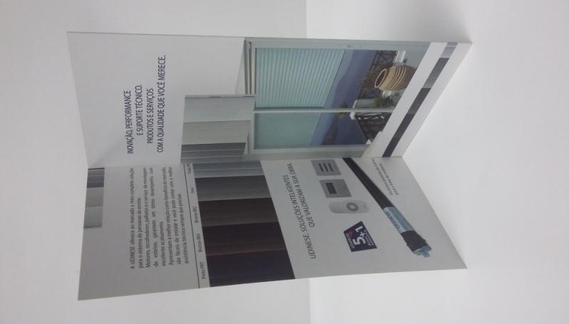 Impressão de Folder Frente e Verso Preço na Cupecê - Impressão de Folder em São Paulo