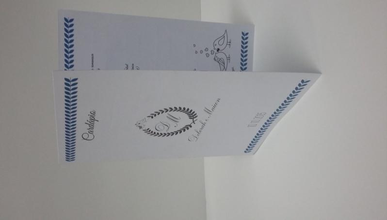 Impressão de Folders Duas Dobras na Saúde - Impressão de Folder em São Paulo