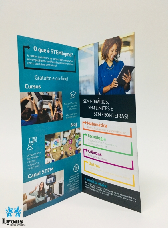 Impressão Digital Brooklin - Impressão Digital e Offset