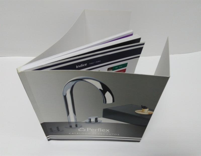 Impressões de Catálogos Vila Mariana - Impressão de Catálogo