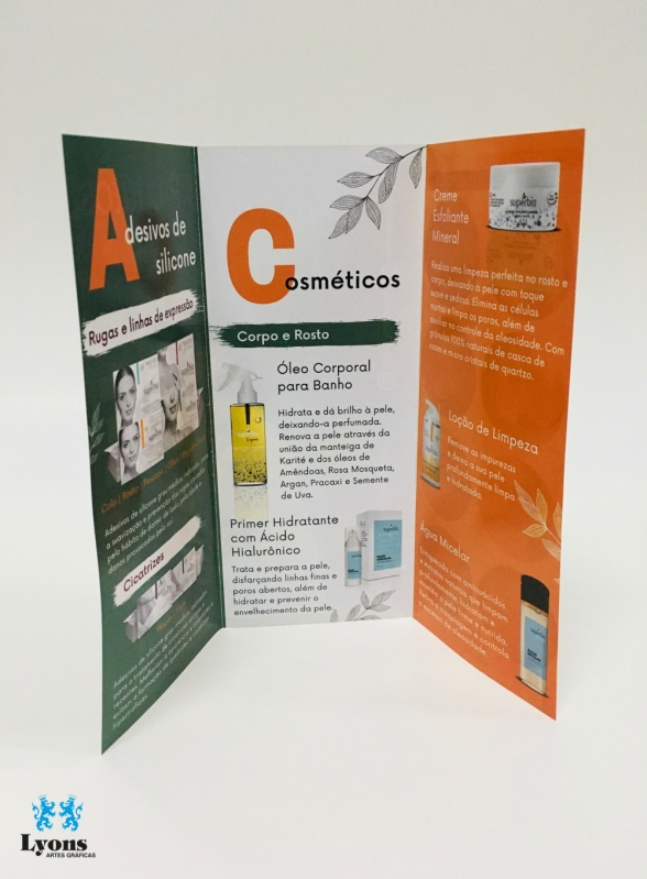 Serviço de Impressão Digital Preço Socorro - Impressão Digital e Offset