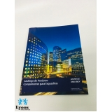 catálogo para empresa Jardim Europa