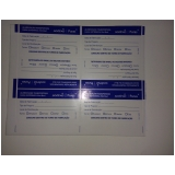 empresa de impressão de etiquetas personalizadas na Cidade Dutra