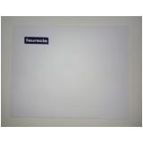 envelope branco personalizado preço no Brooklin