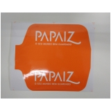 etiqueta adesiva redonda na Cidade Dutra