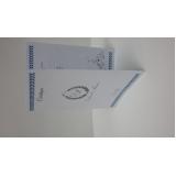 Folder de Apresentação preço no M'Boi Mirim