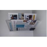 Folder Gráfica preço em São Bernardo do Campo