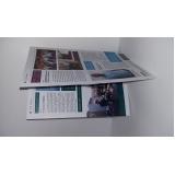 Folder Promocional no M'Boi Mirim