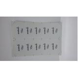 impressão de etiquetas em sp em Santo Amaro