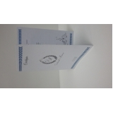 impressão de folders duas dobras em São Caetano do Sul