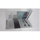 impressão de folders em sp no Capão Redondo