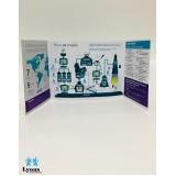 impressão Digital Gráfica preço Água Funda